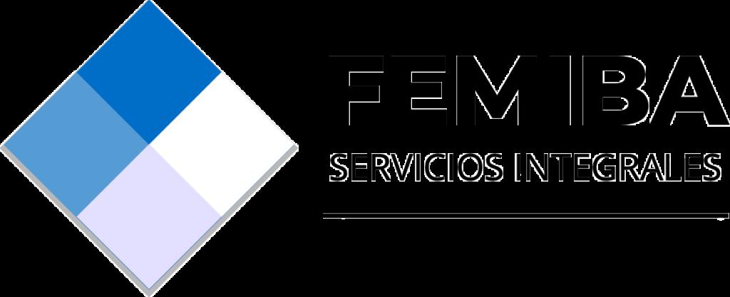 Logo Femiba limpiezas profesionales