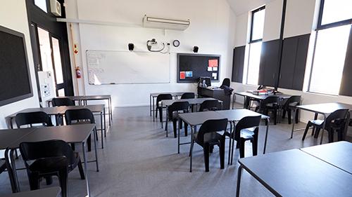 limpieza de centros de formación en valencia